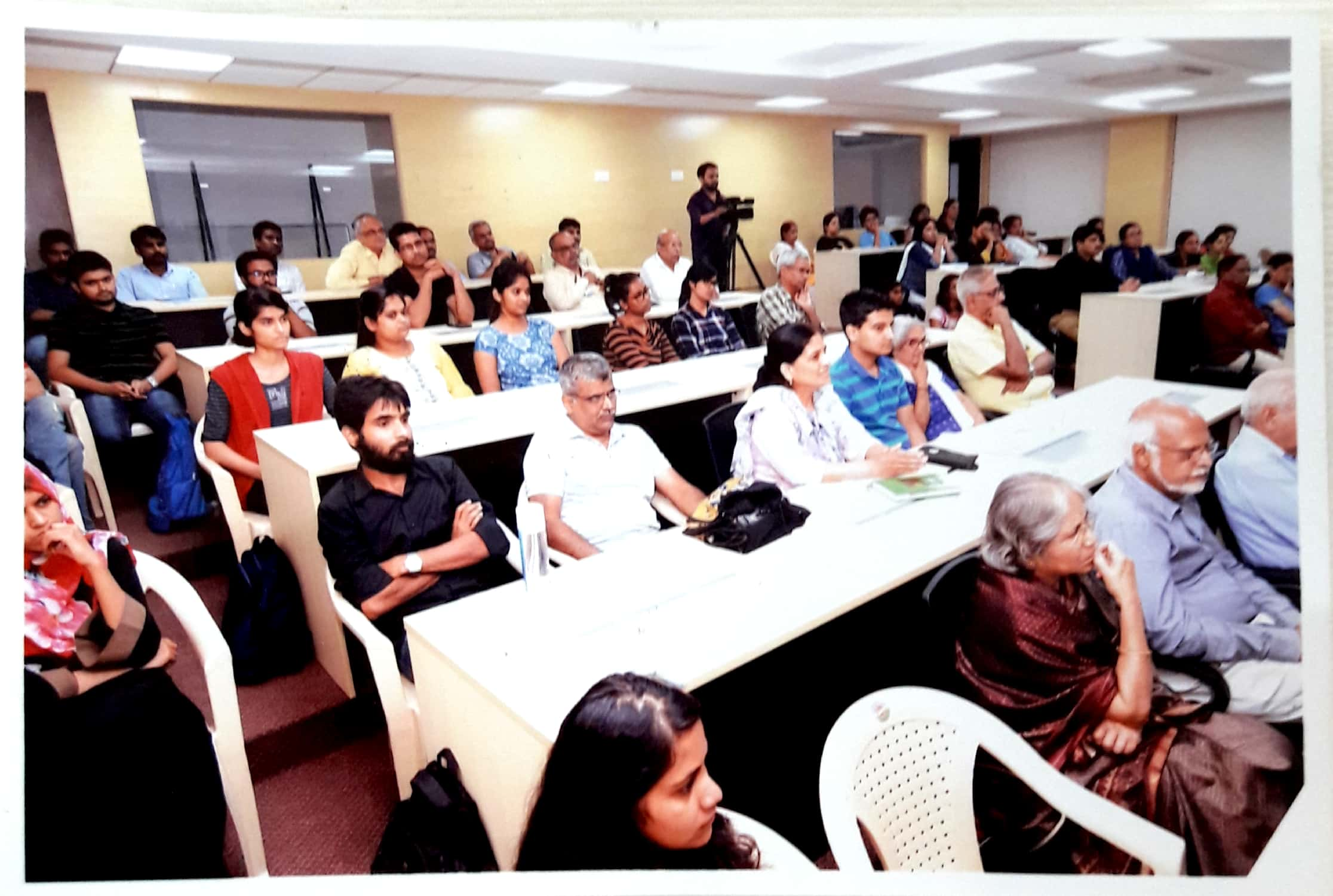 Participants of Workshop on Ancient Indian Mathematics